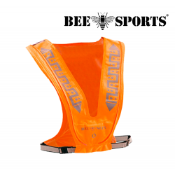 Bee Sport Led Vest USB, Orange