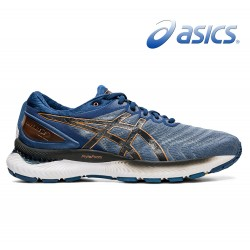 Asics Gel-nimbus 22 Men glacier/grey