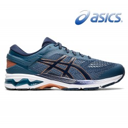 Asics Gel-Kayano 26 Men grand shark/peacoat