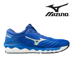 Mizuno Wave Sky 3 Women blue