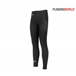 Fusion Wmns C3 Plus Training Tights, black