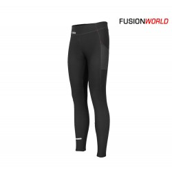Fusion Wmns Hot Long Tight, black