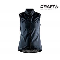 Craft Essence Light Wind Vest Wmns,black