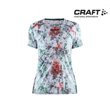 Craft Vent Mesh SS T-shirt Wmns, multi-neo