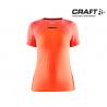 Craft Vent Mesh SS T-shirt Wmns, shock