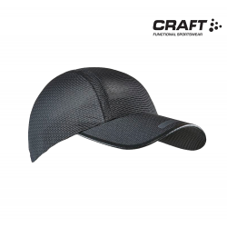 Craft Vent Mesh Cap, black