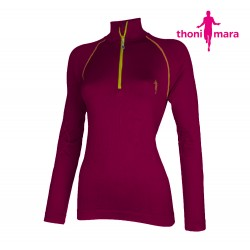 Thoni Mara 1/4 Zip Pullover Woman
