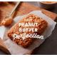 Clif Bar, crunchy peanut butter