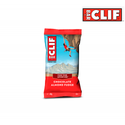 Clif Bar, chocolat almond fudge