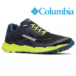 Montrail Caldorado III Men, black/acid yellow