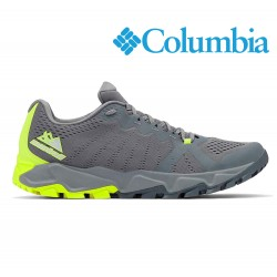Columbia Trans Alps FKT. III Men, grey steel