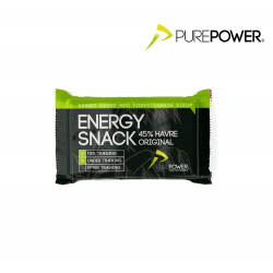 PurePower Energy bar, havre