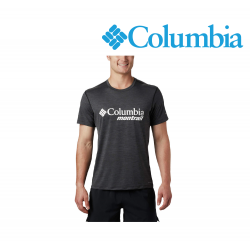 Columbia Trinity Trail Graphic Tee, black