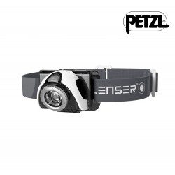 Petzl Seo5 Led Lenser, black