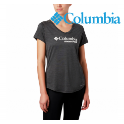 Columbia Trinity Trail II Graphic Tee Women, black