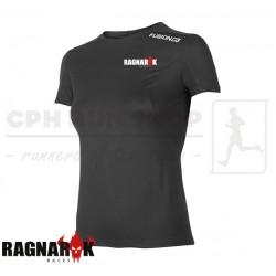 Fusion C3 T-shirt Women, black - Ragnarok Races