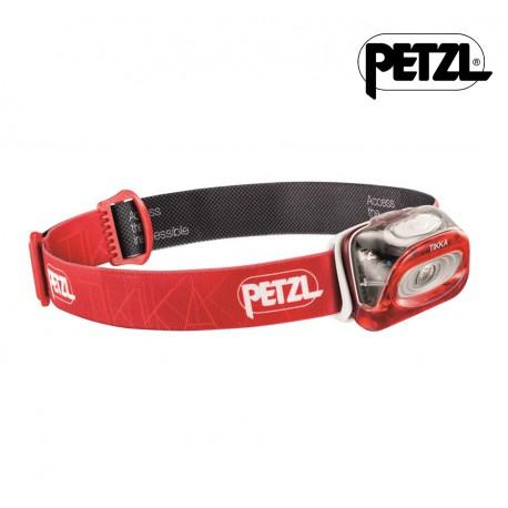 Petzl Tikka Pandelampe, red