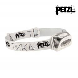 Petzl Tikka Pandelampe, white
