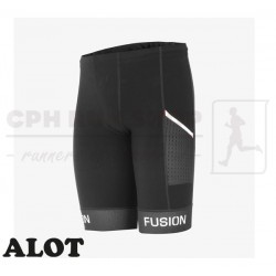 Fusion SLi Run Tights Pocket Unisex, black - ALOT