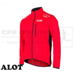 Fusion S1 Run Jacket Men, red - ALOT