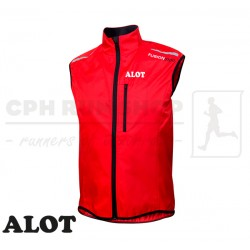 Fusion S100 Run Vest Men, red - ALOT
