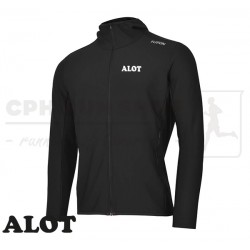 Fusion C3+ Recharge Hoodie Men, black - ALOT