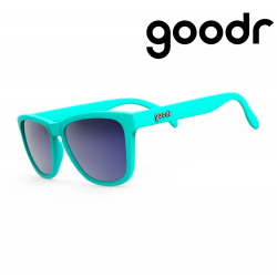 Goodr 'Electronic Dinotopia Carnival' Løbe Solbriller