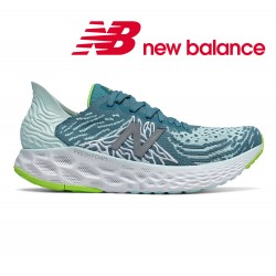 New Balance 1080v10 Women, jet stream glacier