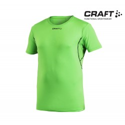 Craft Cool Tee With Mesh T-Shirt