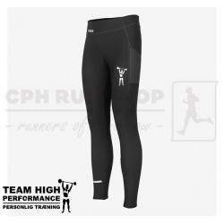 Fusion C3+ Training Tights Long Women, black - High Performance