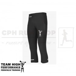 Fusion C3+ 3/4 Training Tights Women, black - High Performance