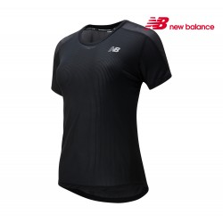 New Balance Impact Run SS Women, bk