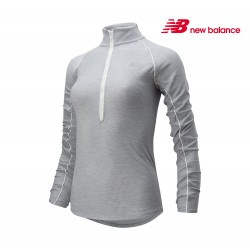 New Balance Transform ½ Zip Women, athlgrey
