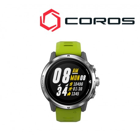 Coros Apex Pro Premium Multisport Watch, 47mm silver