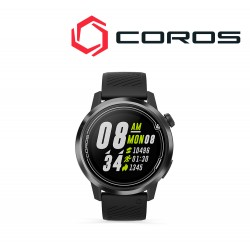 Coros Apex Premium Multisport Watch, 42mm black gray
