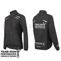 Fusion S1 Run Jacket Women, black - High Performance