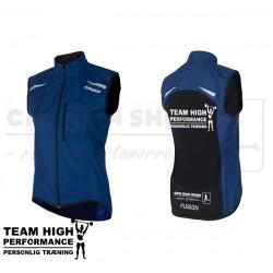 Fusion S100 Run Vest Women, night blue - High Performance