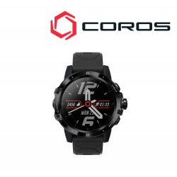 Coros Vertix Premium Multisport Watch 47mm, dark rock