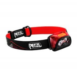 Petzl Actik Core Pandelampe, red
