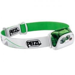 Petzl Actik Pandelampe, green