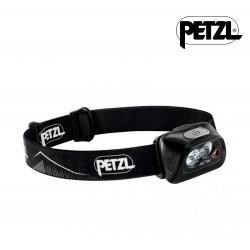 Petzl Actik Pandelampe, black
