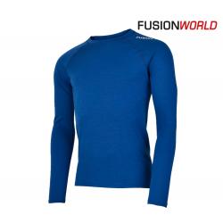 Fusion C3 Merino LS Men, night blue