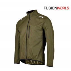 Fusion S1 Jakke Men, green