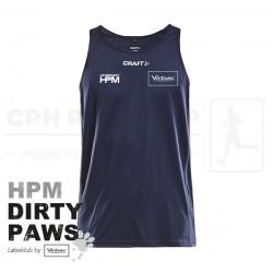 Craft Rush Singlet, Men - HPM Dirty Paws