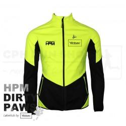 Craft Glide Jacket, Women - HPM Dirty Paws