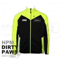 Craft Glide Jacket, Men - HPM Dirty Paws