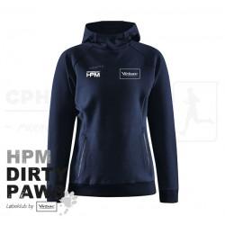 Craft Core Soul Hood Sweatshirt, Women - HPM Dirty Paws