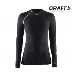 Craft Active Extreme Crewneck Undershirt Woman, black