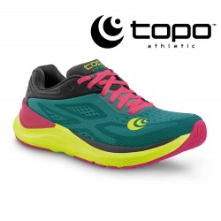 Topo Athletics Ultrafly 3 Women grøn gul pink