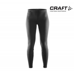 Craft Delight Running Winter Tights Woman, black